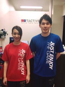 新タクティブTシャツ1